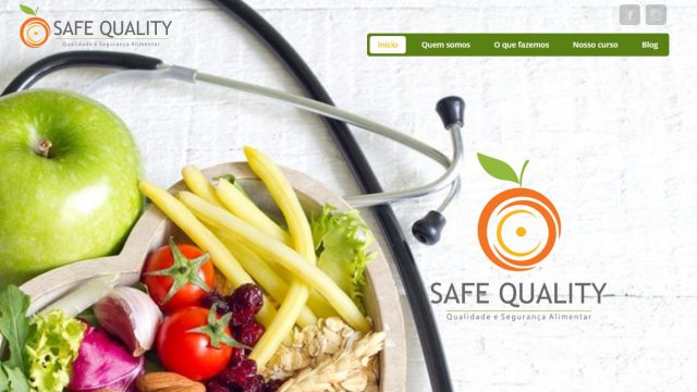 Safe Quality e seu novo Website e com Logotipo novo em 2019!